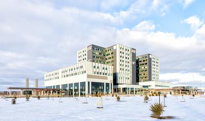 Cortellucci Vaughan Hospital-1