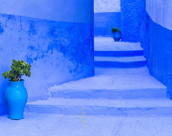 Simplicity in Blue-2