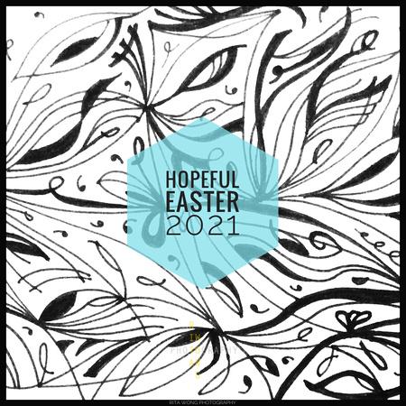 Hopeful Easter 2021 Design
