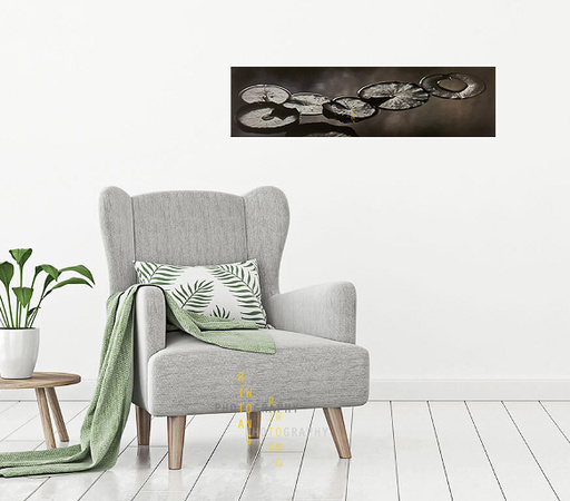 Frameless Metal Print