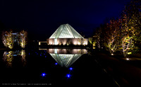 Ismaili Centre at Night 02