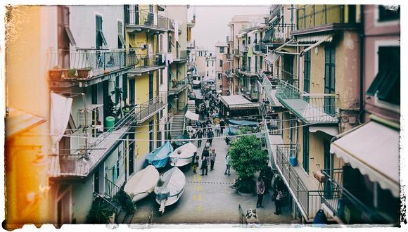 Life in Cinque Terre