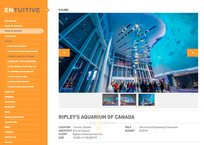 Ripley's Aquarium (Corporate Website-3)
