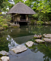 Thatched Roof Teahouse