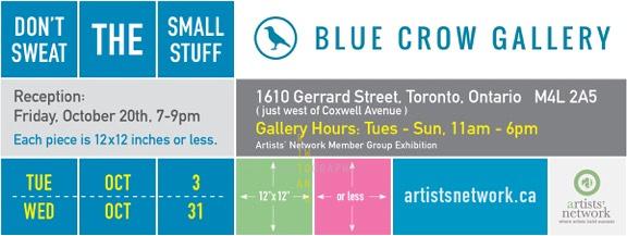 Blue Crow Invite-Oct 2017