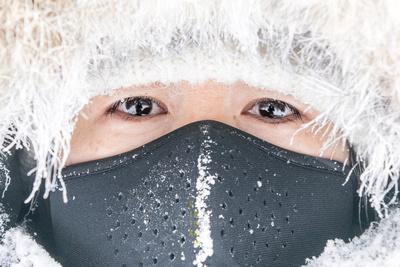 Frozen (Winter in Canada)